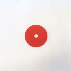 WATERWISE 4000 HEAT SHIELD RED FIBER WASHER