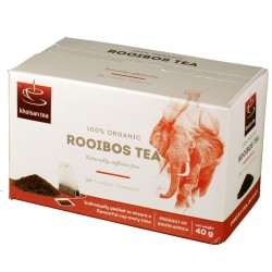 Khoisan Tea - Org Pure R/Bos Tea 40g