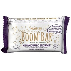 Boom Bar Metamorphic Brownie 60g