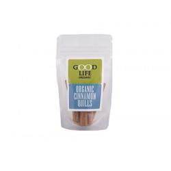 Good Life Cinnamon Quils 40g Organic