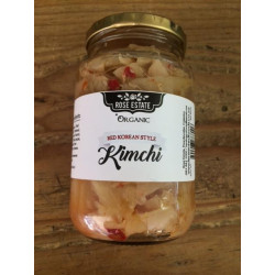 Kimchi Korean-style