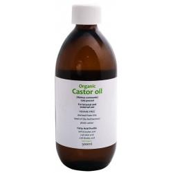 Castor Oil Organic 500ml