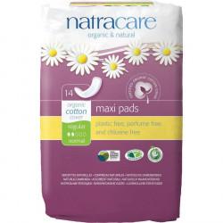 Natracare Cotton Maxi Regular Pads Organic (14)