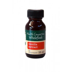 Vanilla extract 25ml - Healthconnection