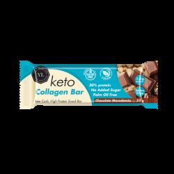 Youthful Living Keto collagen Chocolate Macadamia