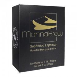 MannaBrew 226g Superfood Espresso