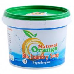 1L Natural Orange Bio Laundry Soap