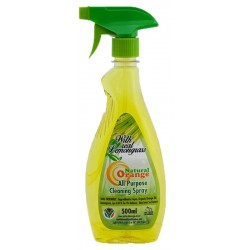 500ml Natural Orange All Purpose Cleaning Spray