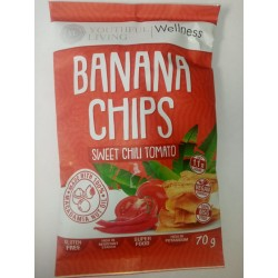 Banana Chips Sweet Chilli Tomato