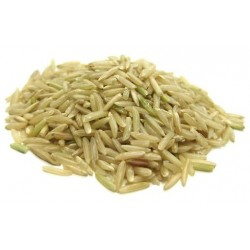 Rice Basmati Brown Organic 1kg