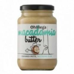 Oh Mega Macadamia Butter 375g