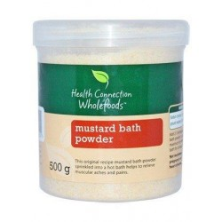 Mustard Bath Powder 500g