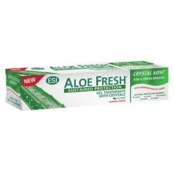 Aloe Fresh Crystal Mint Toothpaste