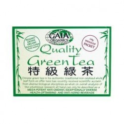 Green Tea Loose 100g wholeleaf