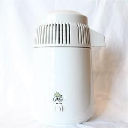 Go Natural Water Distiller, White with Polly Propylene (PP) Collector bottle