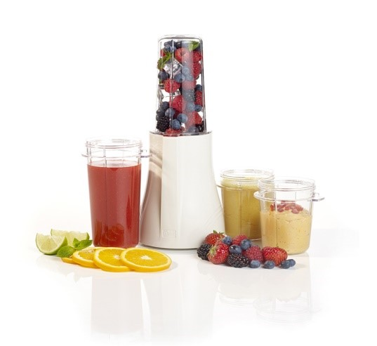 delicious homemade smoothies